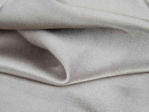 Satin Back Crepe Taupe