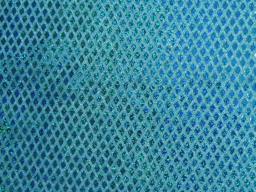 Diamond Hologram Sequin - Turquoise Slight 2nds