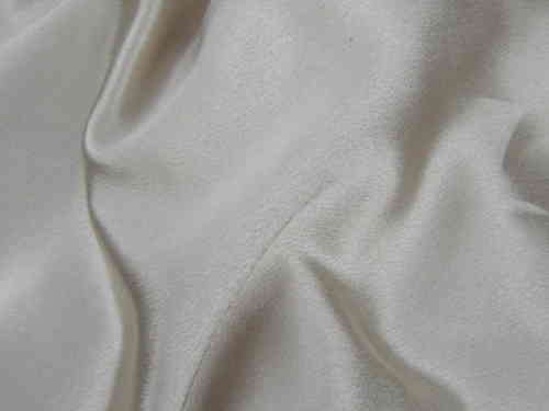 Satin Back Crepe Beige