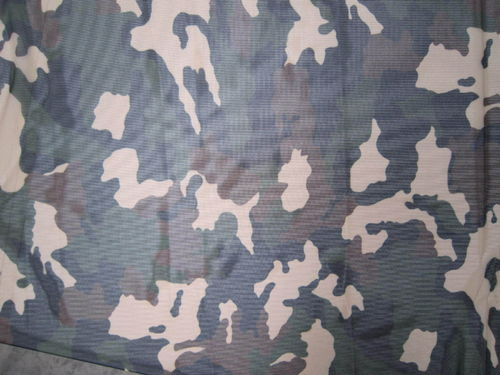 Camouflage Power Mesh