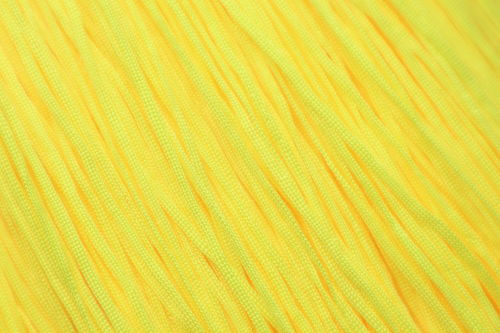 Stretch Tactel Fringe Yellow